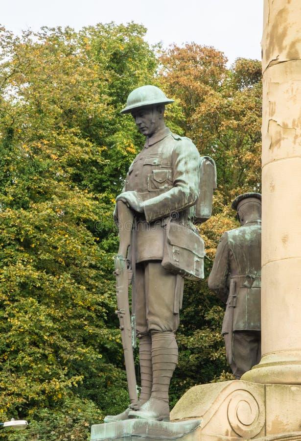 Download War Memorial stock image. Image of soldier, western, force - 35533751