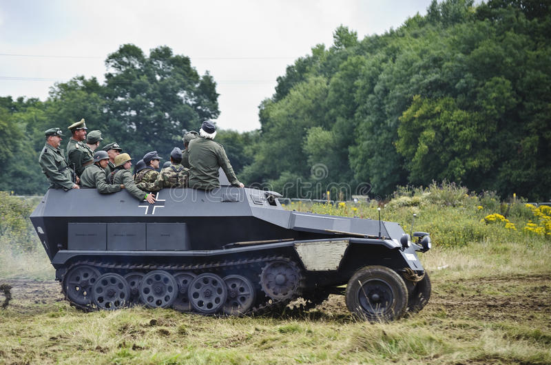 Download War And Peace Show 2011 Editorial Stock Image - Image: 20453769