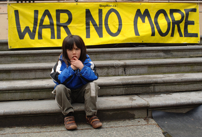 Download War protest editorial photography. Image of protest, more - 4604017