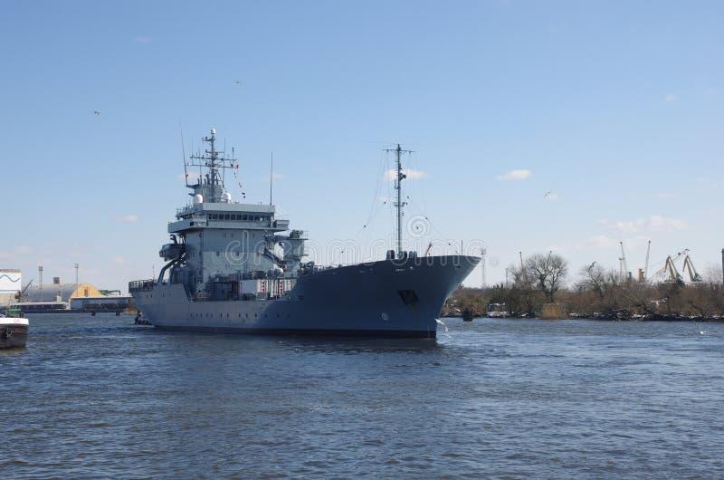 Download Warship stock image. Image of ship, marine, cruiser, frigate - 30038075