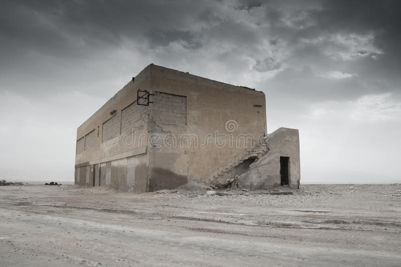 War zone, Abandoned, Building, humanitarian crisis. War zone, Abandoned building, humanitarian crisis, deserted town stock photos