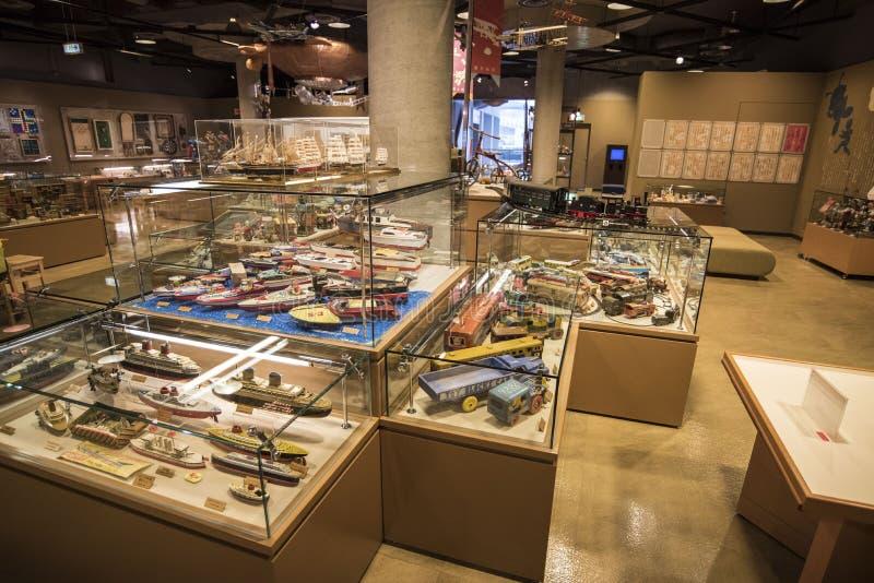 Warabekan-Spielzeugmuseum in Tottori Japan 1 lizenzfreie stockbilder