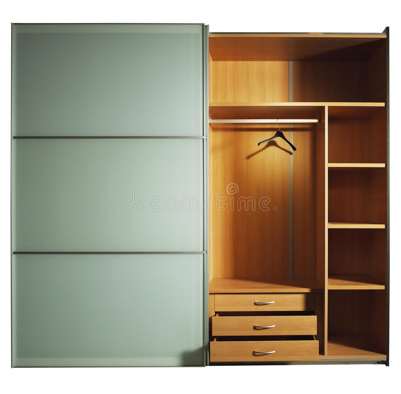 Download Wardrobe stock image. Image of indoors, furniture, wardrobe - 13273749