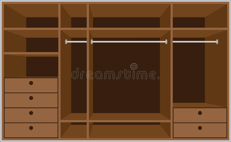 Download Wardrobe Room. Furniture Royalty Free Stock Images - Image: 23437439
