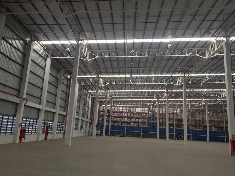 A warehouse is a commercial building for storage. A warehouse is a commercial building for storage of goods. Warehouses are used by stock photo