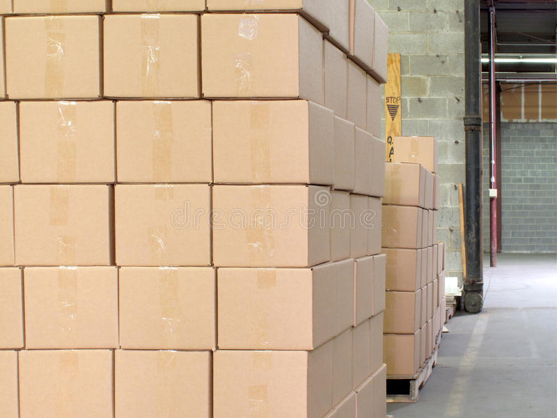 Download Warehouse Stock Photography - Image: 14386042