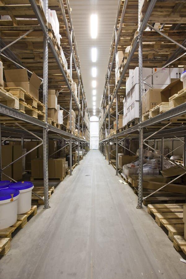 Warehouse royalty free stock photos