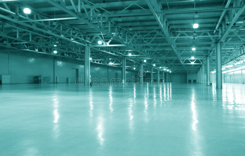 Download Warehouse Stock Photography - Image: 5605542