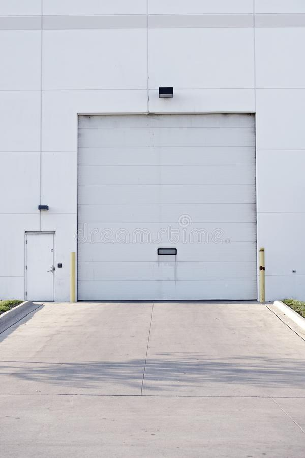 Warehouse Gate royalty free stock photography