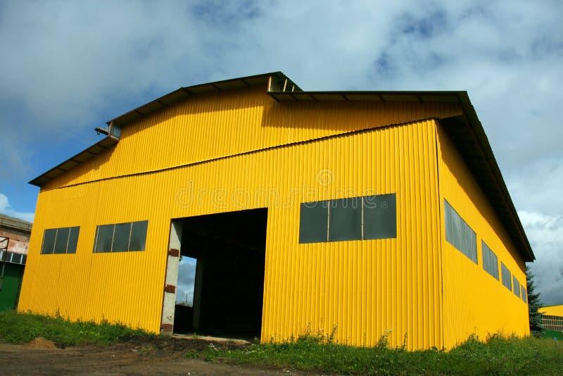 Download Warehouse hangar stock image. Image of goods, stock, storehouse - 27332691