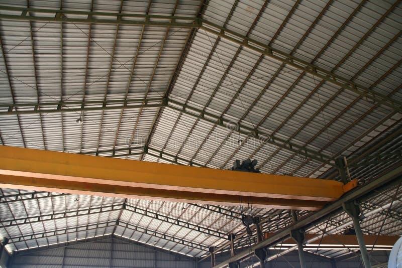 Download Warehouse Interior stock image. Image of crane, equipment - 2318065