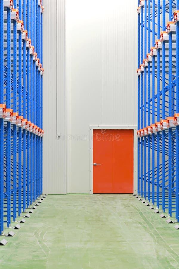 Warehouse interior royalty free stock image
