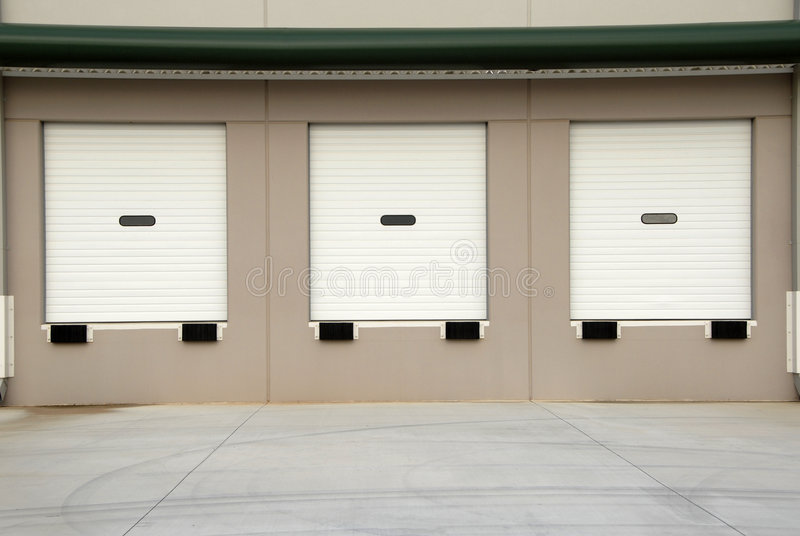 Download Warehouse Loading Dock stock photo. Image of professional - 3147490
