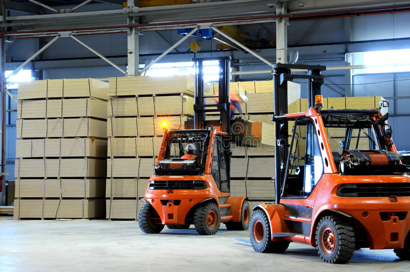 Warehousing stock photography