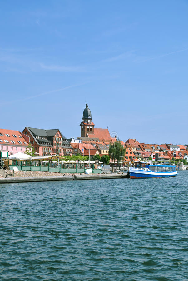 Download Waren Mueritz,Mecklenburg Lake District,Germany Stock Photo - Image: 25578356