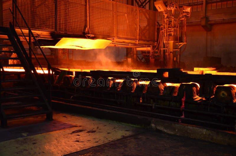 Warm gewalzter Stahl 5 stockfoto