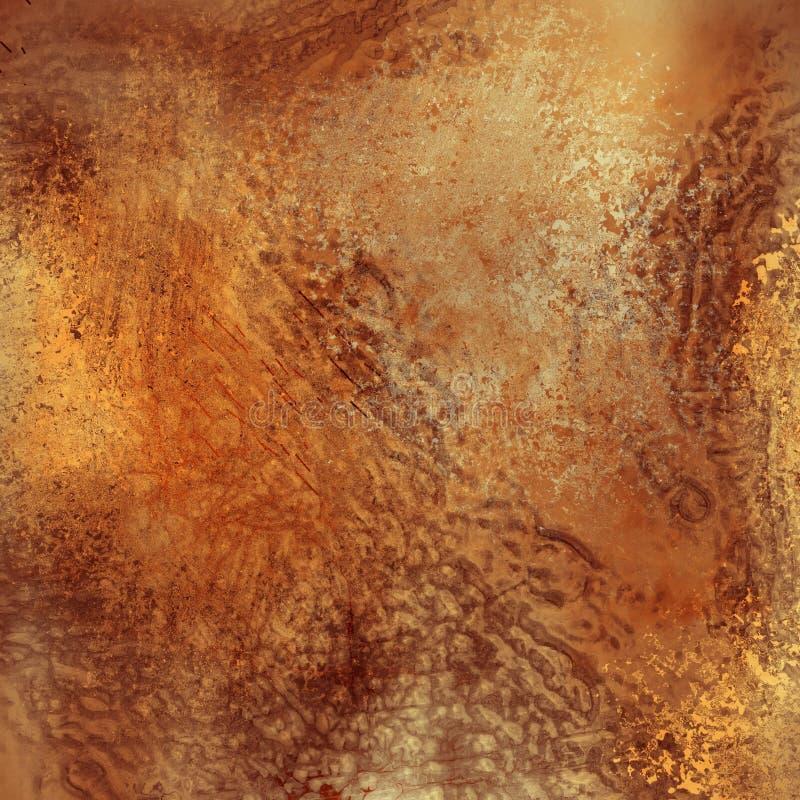 Download Warm grunge background stock illustration. Image of rust - 15006698