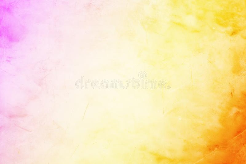 warm orange and purple grunge background with cement faint texture and marble in gradient lighting in thanksgiving or autumn wall vector illustration