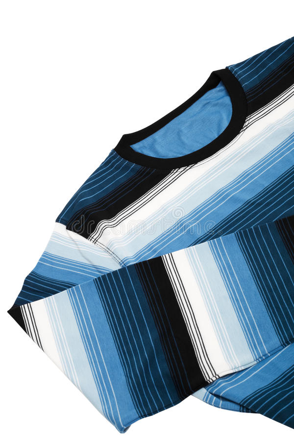 Download Warm striped sweater stock image. Image of blue, black - 9490053