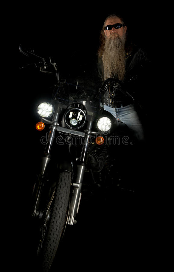 Download A Warm Summers Dark Night For Ride Stock Photo - Image: 27310502