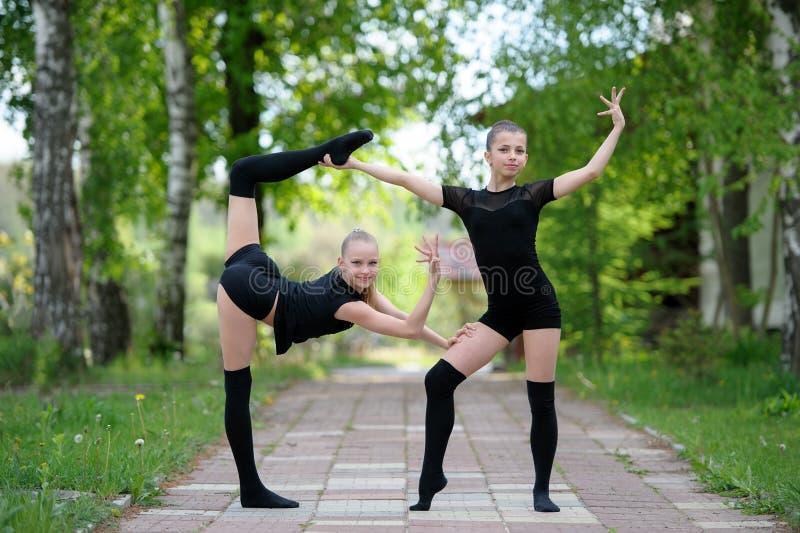 Rhythmic Gymnastics Warm Up - Think Healthy Life