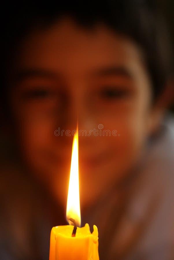 Warme Leuchte lizenzfreies stockfoto