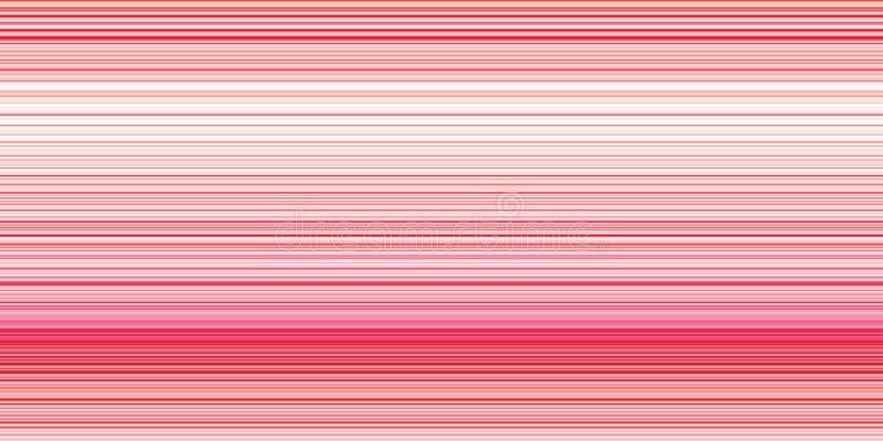 Warme Lichte Kleuren in Digitale Stroken door Één Pixel royalty-vrije stock fotografie