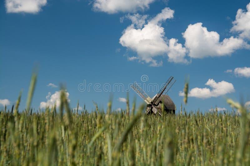 Warmia krajobraz fotografia royalty free