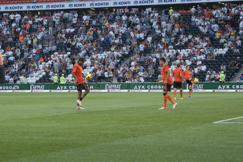 Download Warming up editorial image. Image of footballer, arena - 24559770