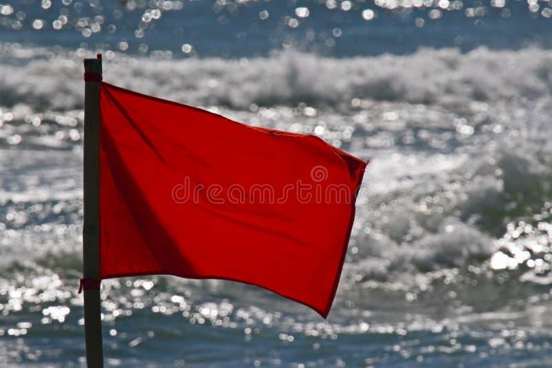 Download Warning flag stock photo. Image of warning, back, waving - 23526628