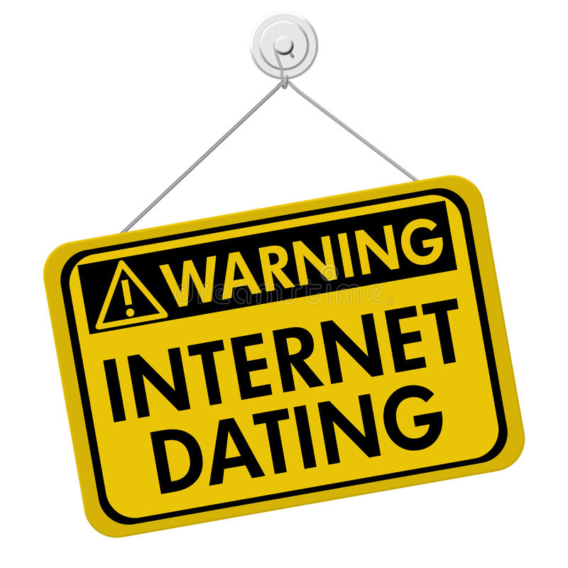 Download Warning About Internet Dating Stock Image - Image: 33339285