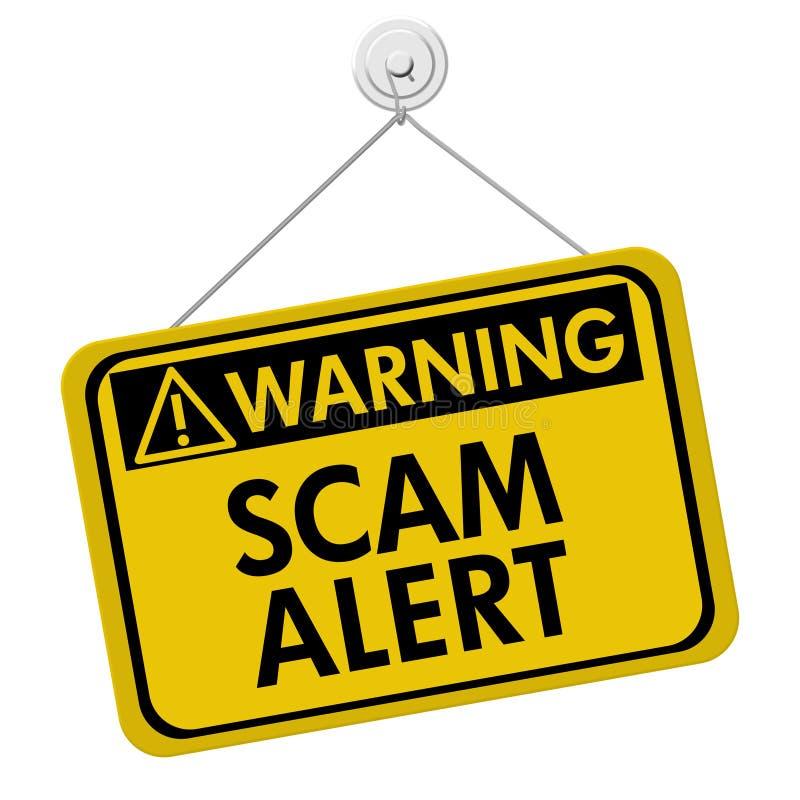 Free Warning Of Scam Alert Royalty Free Stock Image - 33771536