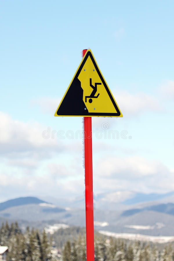 Warning Sign Stock Image