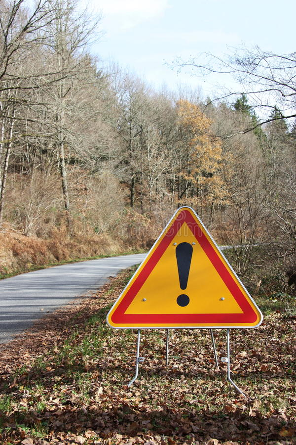 Download Warning Sign Exclamation Mark Stock Photo - Image: 11907428