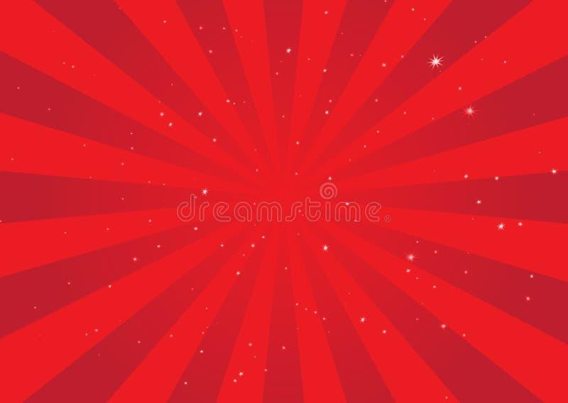 warp för illustrationhastighetsvektor stock illustrationer