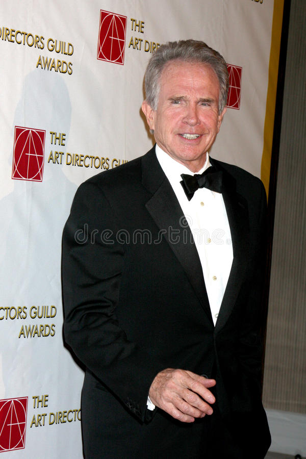 Warren Beatty fotos de stock royalty free