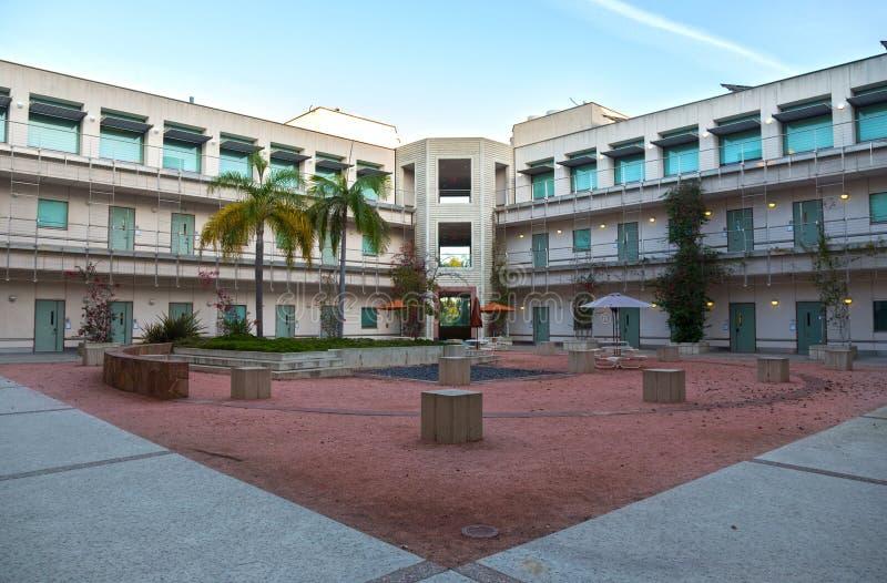 Warren fakultet Konstruować UCSD uniwersyteta kalifornijskiego San Diego kampus zdjęcie royalty free