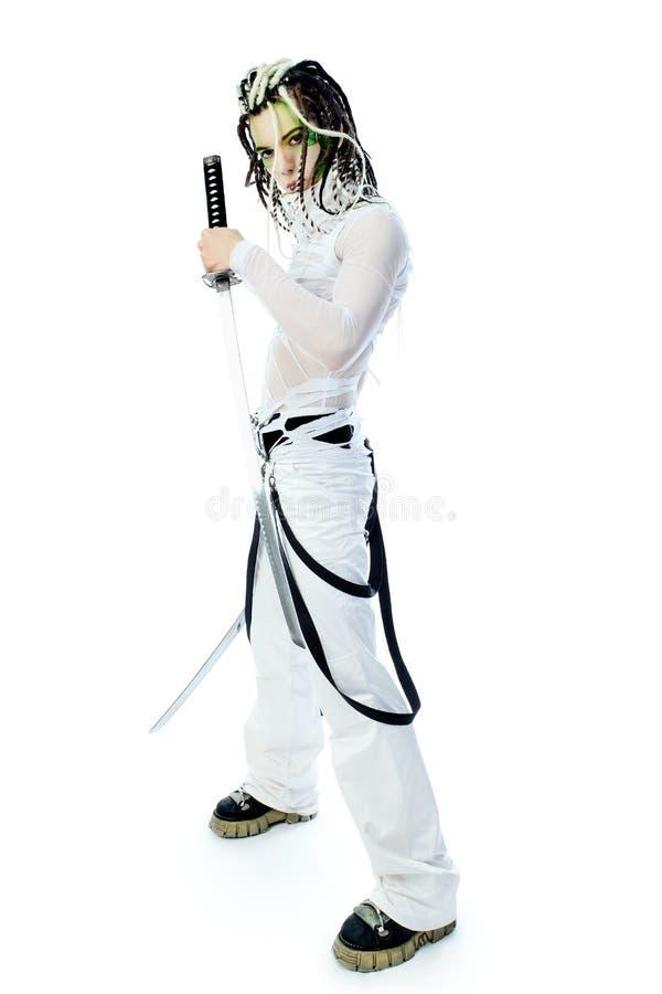 Warrior Stock Photo