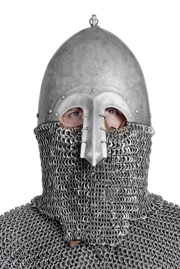 Download Warrior-4 stock image. Image of historical, hauberk, historic - 21254309