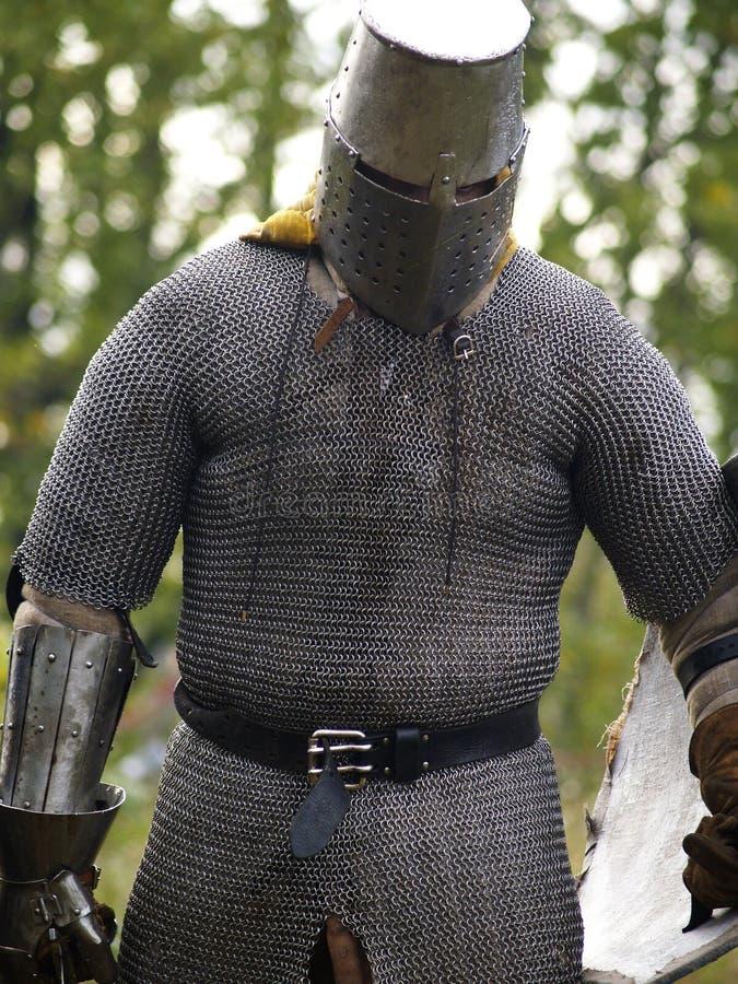 Warrior ancient stock image