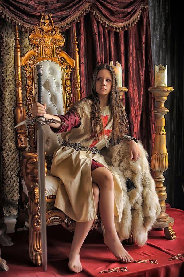 Free Warrior Princess Stock Photos - 96130563