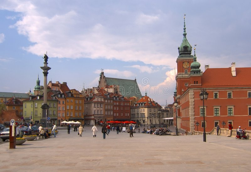 Warsaw stock photos