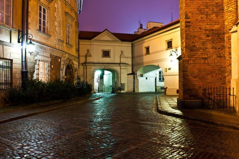 Download Warsaw stock image. Image of europe, lantern, river, architecture - 22570473