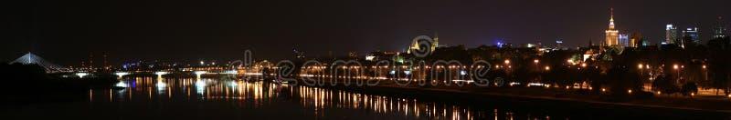 Download Warsaw city panorama stock photo. Image of polish, wisla - 1121658