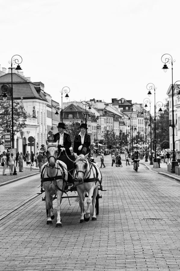 Warsaw, Poland stock photography