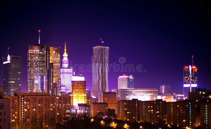 Download Warsaw Poland stock image. Image of cityscape, architecture - 29998315
