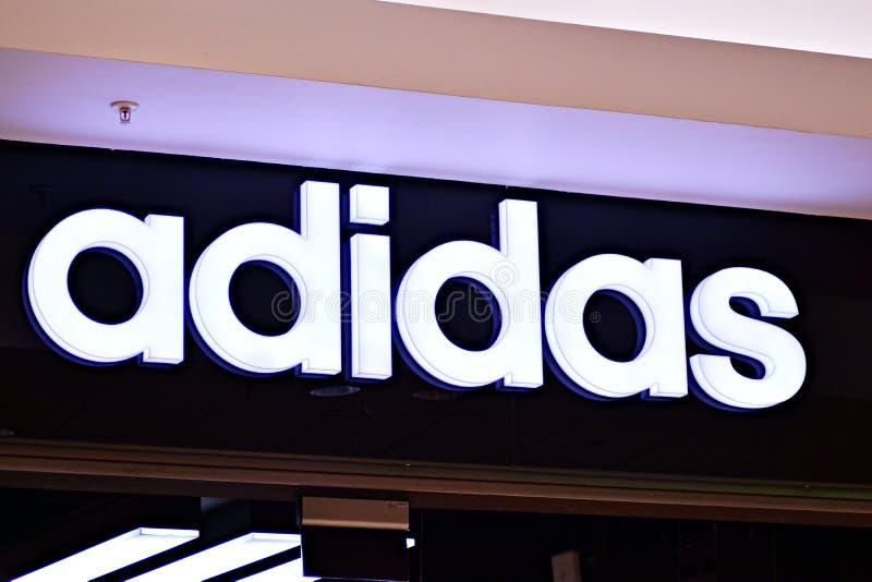 adidas company number