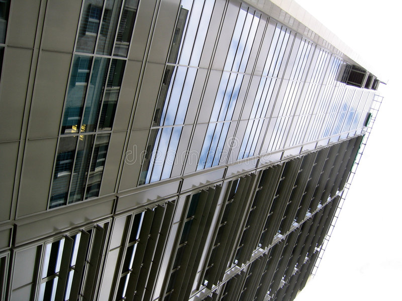 Download Warsaw skyscraper stock image. Image of warszawa, clouds - 464407