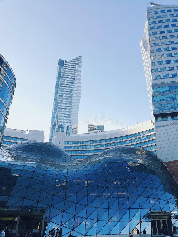 Warschau Polen lizenzfreies stockfoto