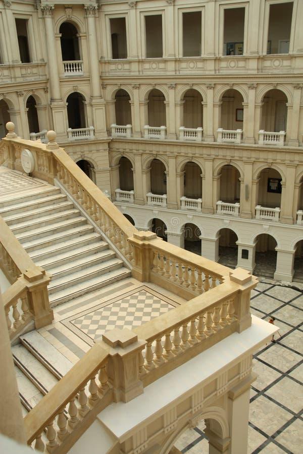 Warschau-technische Hochschule lizenzfreie stockfotos